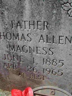Thomas Allen Magness