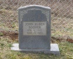 John Ruben Booher