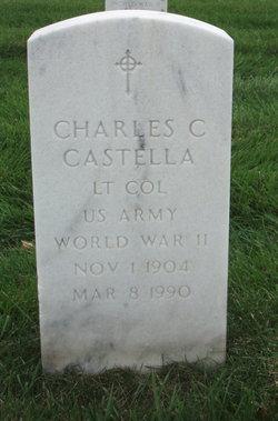 LTC Charles C Castella