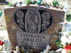 Esperanza <i>Chavez</i> Abalos