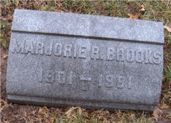 Marjorie R Brooks