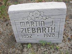 Martin John Ziebarth