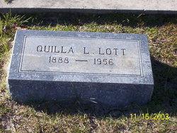 Aquilla Quilla <i>Livingston</i> Lott