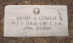 Henry Andrew Couch