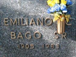 Emiliano C Bago, Sr