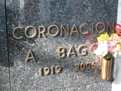 Coronacion A Bago
