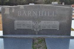 Corp Aubrey E. Barnhill