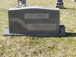 Floyce Mae <i>Young</i> Alexander
