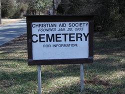 Christian Aid Society Cemetery