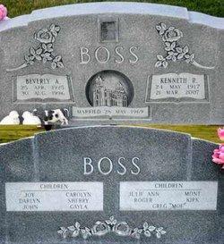 Beverly Rose <i>Austin</i> Boss