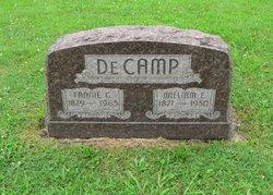 Fannie Gertrude <i>Hopwood</i> DeCamp