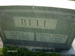Elizabeth Lucinda <i>Snell</i> Bell