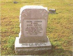 Regina Regina Hartman Leininger