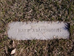 Mary Abrahamson