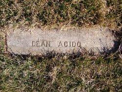 Dean Acido
