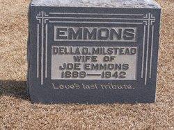 Dellila <i>Milstead</i> Emmons