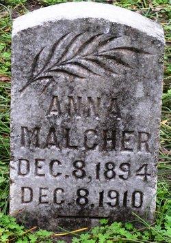 Anna Annie Malcher