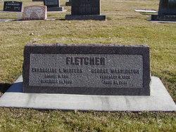 Evangeline L <i>Winters</i> Fletcher