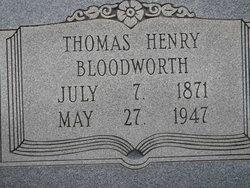 Thomas Henry Bloodworth