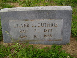 Oliver Smith Guthrie