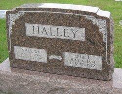 Effie L Halley