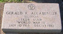 Gerald Randolph Allaben, Jr