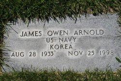 James Owen Arnold
