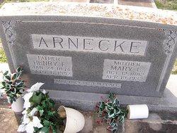 Mary Caroline <i>Urban</i> Arnecke