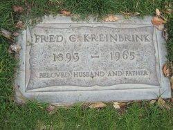 Fred C Kreinbrink