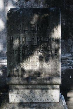 Jessica <i>Prague</i> Coleman