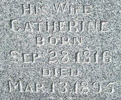 Catherine <i>Hearn</i> Bedford