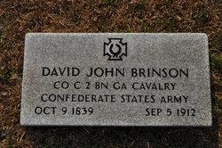David John Brinson