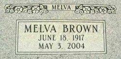 Melva Brown