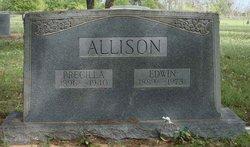 Percilla Isabell <i>Barton</i> Allison