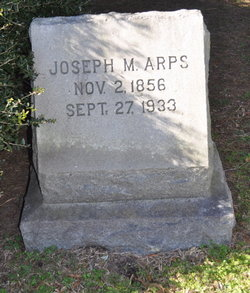 Joseph Madison Joe Arps