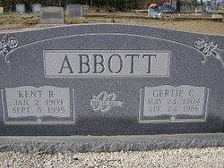 Kent R Abbott
