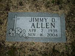 Jimmy D Allen