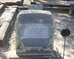 PFC Claude Parker