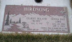 Gilbert Roland Buddy Birdsong