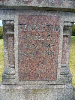 Hazel Evelyn Templeton
