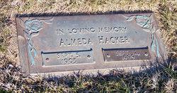 Almeda <i>Davis</i> Hacker
