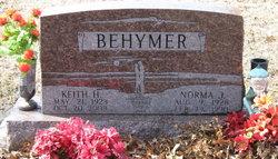 Keith Hugh Behymer