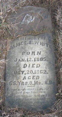 James A. White