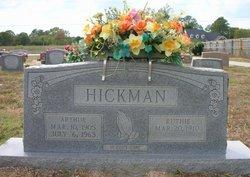 Arthur Hickman