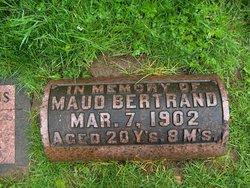 Maude Bertrand