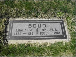 Nellie <i>Richardson</i> Boud