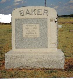 Andrew Jackson A.J. Baker