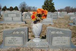 Hallie Thomas <i>Trammell</i> Bridgeman
