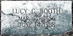 Lucy Cornelia <i>Gibson</i> Booth