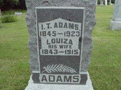 Isaac T Adams